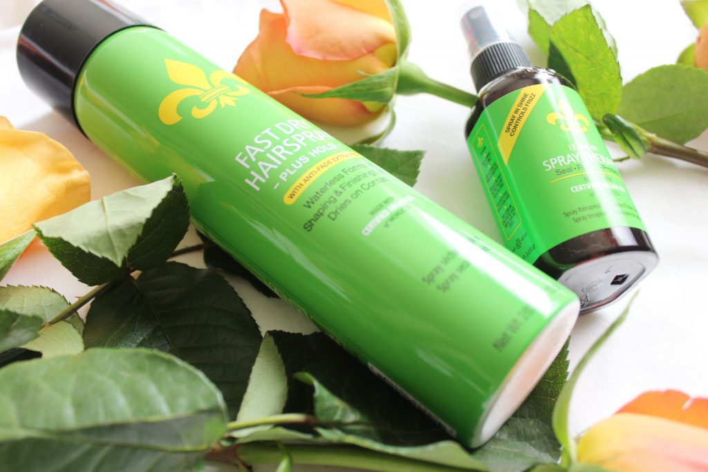 Cruelty-free and vegan hair care by dermorganics
