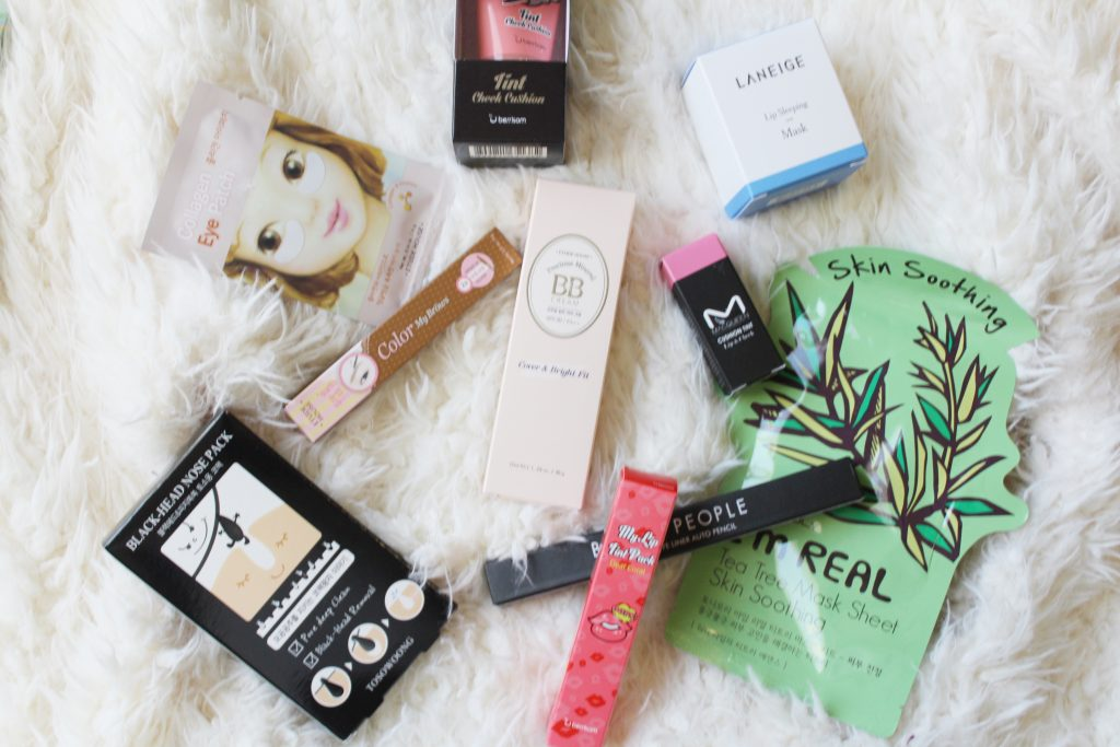 YESSTYLE KOREAN BEAUTY REVIEW