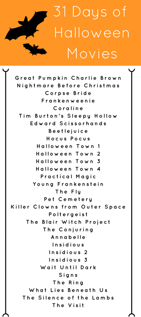 31-days-of-halloween-movies