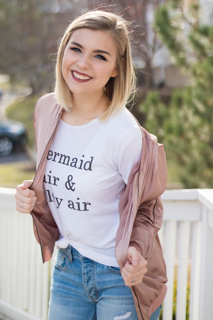 How To Style A Bomber Jacket