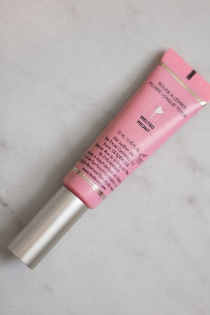 Cult Classic: TooFaced Melted Lipstick