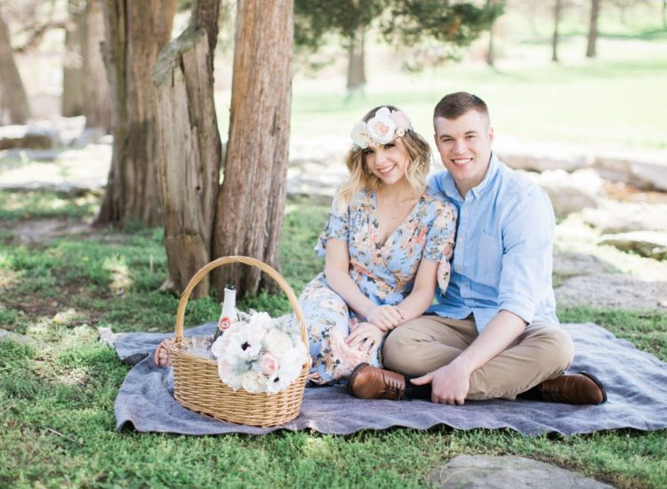 1st anniversary styled shoot