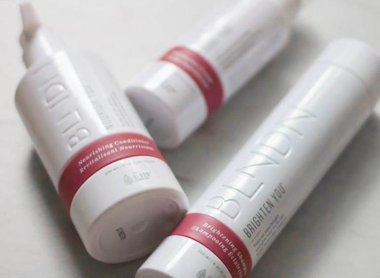 BLNDN HAIR CARE REVIEW
