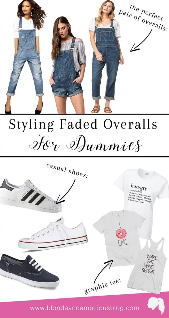 styling faded overalls for dummies