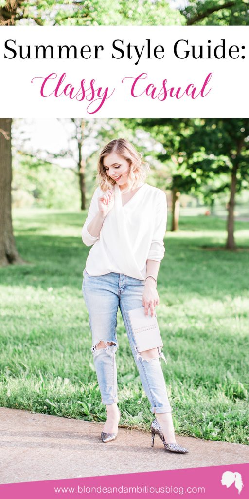 How To Rock A Classy Casual Look