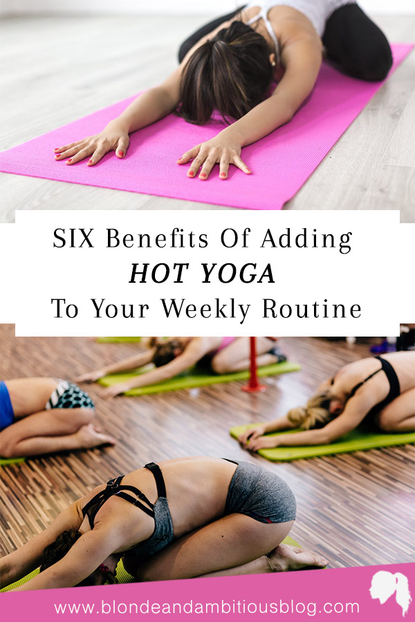 The Benefits of Adding Yoga to Your Weekly Routine