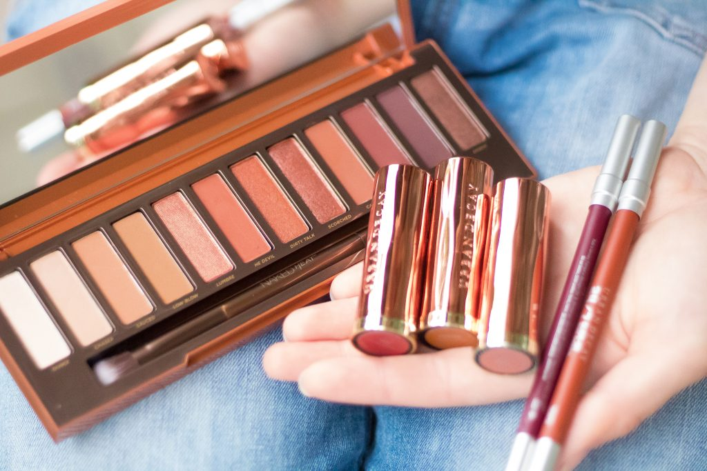 Naked Heat Collection Review + Swatch