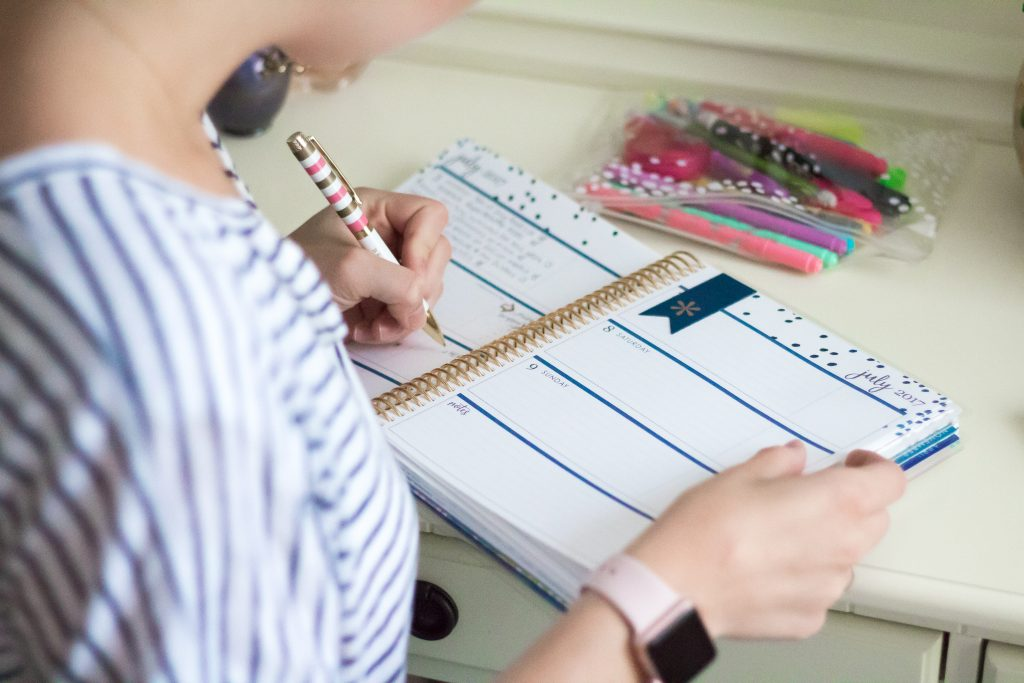 How To Stay Organized With The Erin Condren LifePlanner