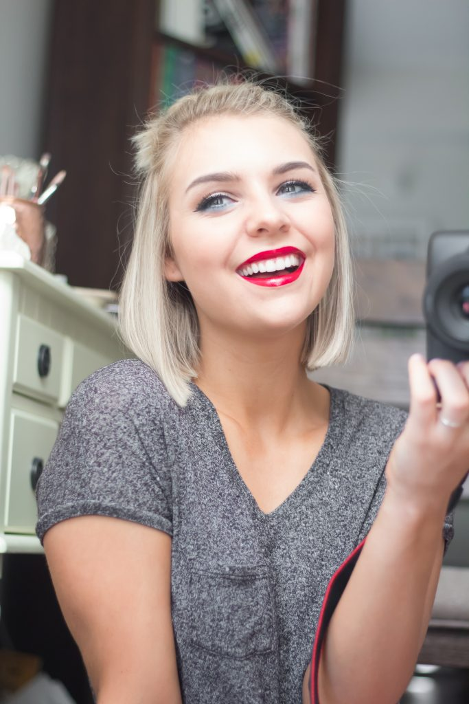 Fourth Of July Makeup Video Tutorial | Blonde & Ambitious Blog