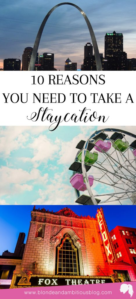 10 Things To Do On A Staycation