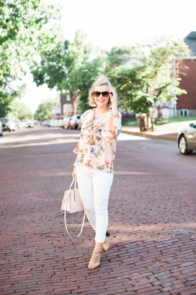 How To Style Ruffled Collars (But Not Like Your Grandma)