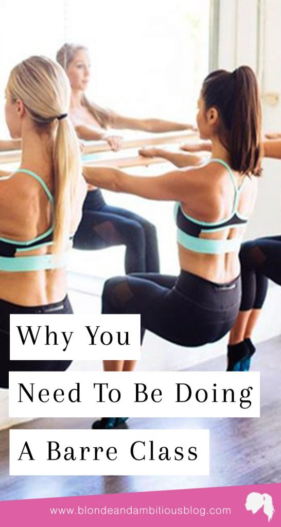 Should You Be Doing A Barre Class?