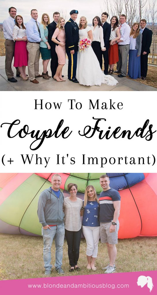 How To Make Couple Friends (+ Why It's Important)