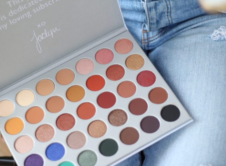 Jaclyn Hill x Morphe Palette Review + Tutorial