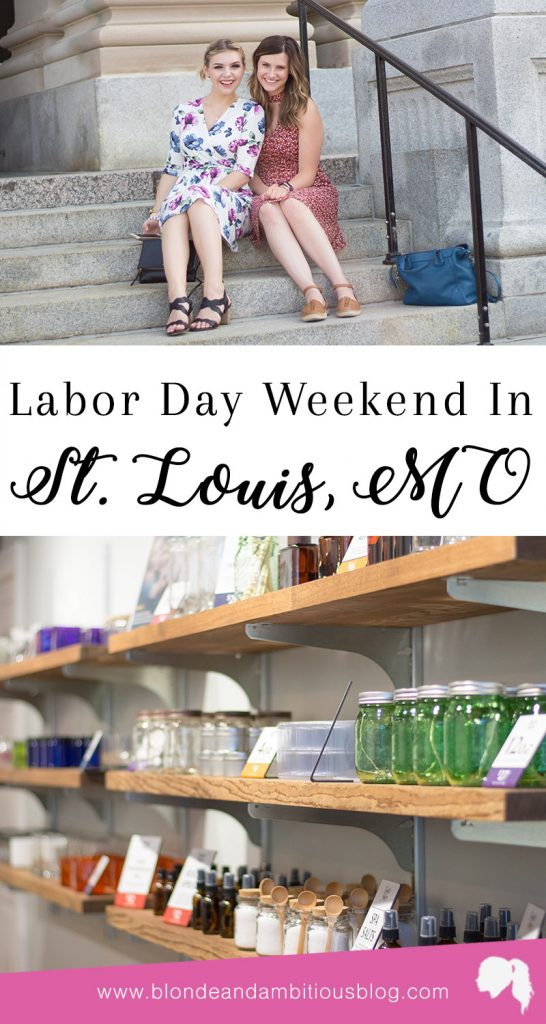 Labor Day Weekend In St. Louis