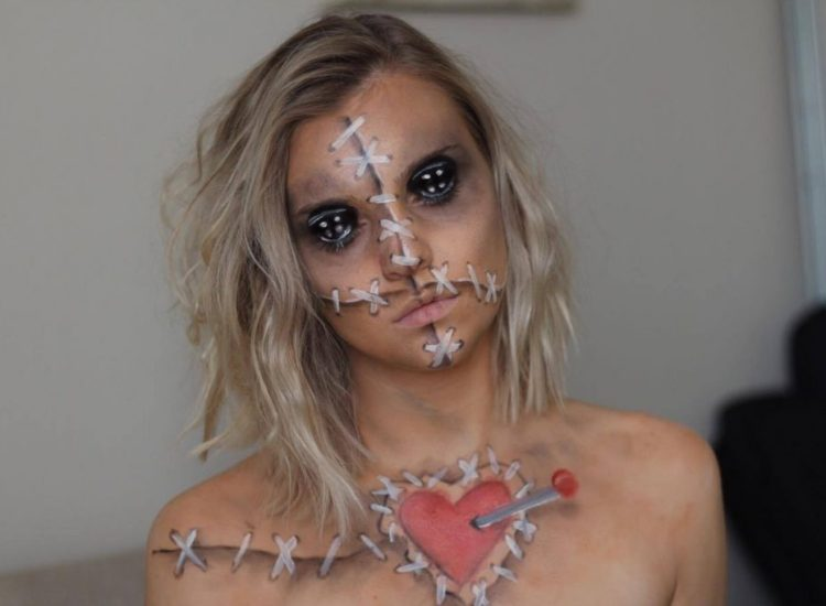 Halloween Tutorial Series: VooDoo Doll