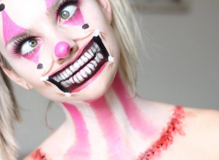 Halloween Tutorial Series: Creepy Killer Clown