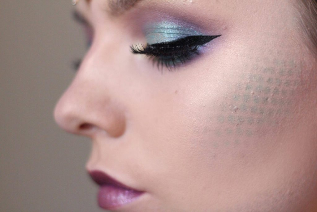 Halloween Tutorial Series: Glam To Mermaid