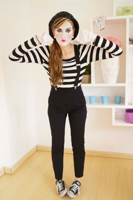 Halloween In Your Closet -- 8 Easy DIY Costumes You Already Own