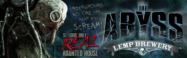 The Best Haunted Houses In St. Louis
