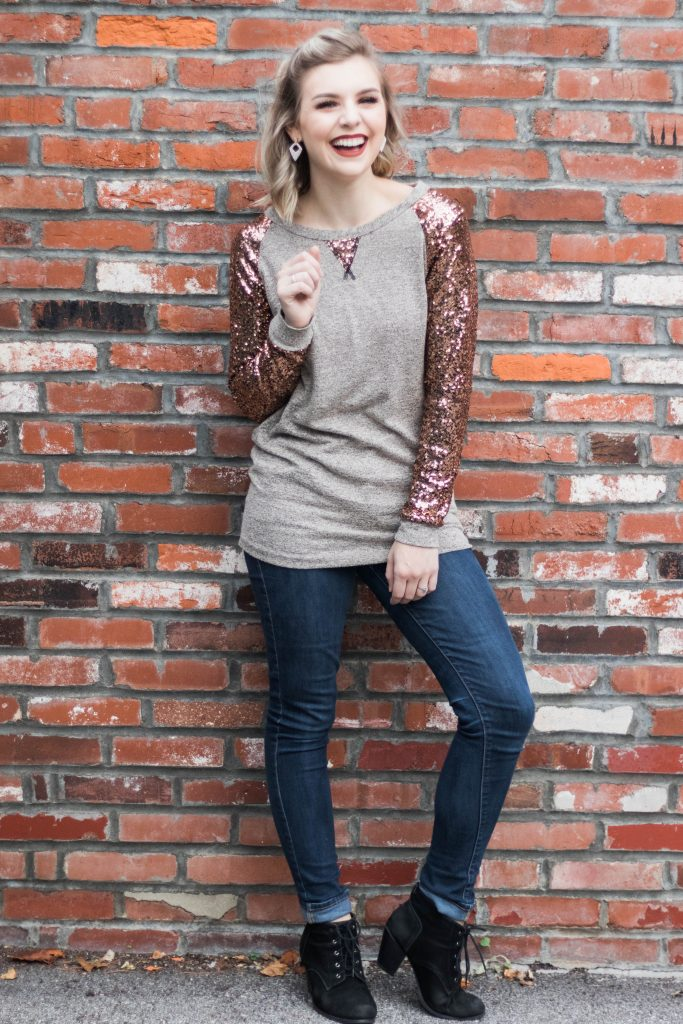 Three November-Ready Outfits For Fall