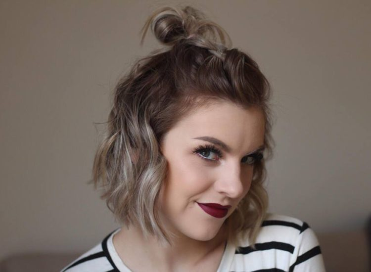 Holiday Hair: Three Styles + Wave Tutorial