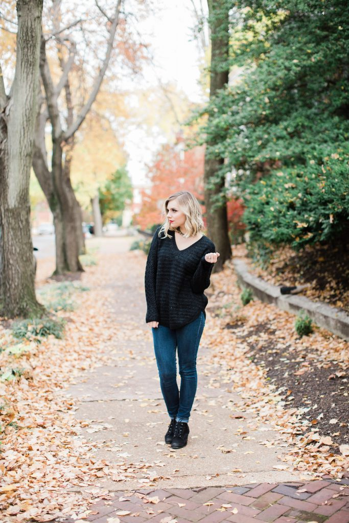 Fall/Winter Capsule Wardrobe with Whiskey Neat