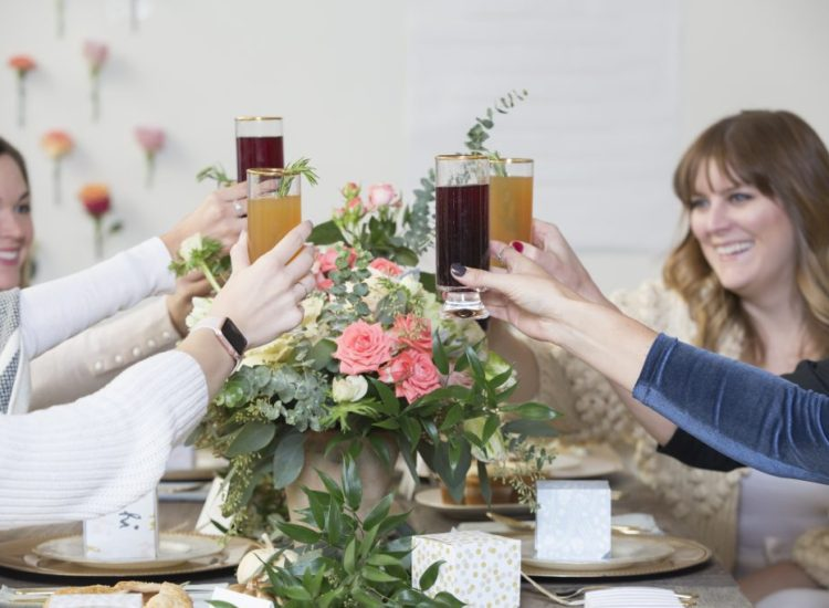 Greetabl Friendsgiving Styled Shoot