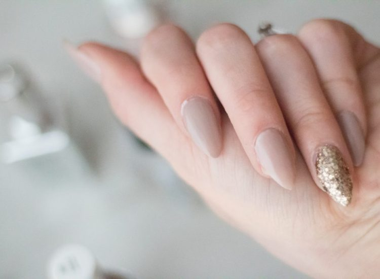 DIY Manicure For Fall