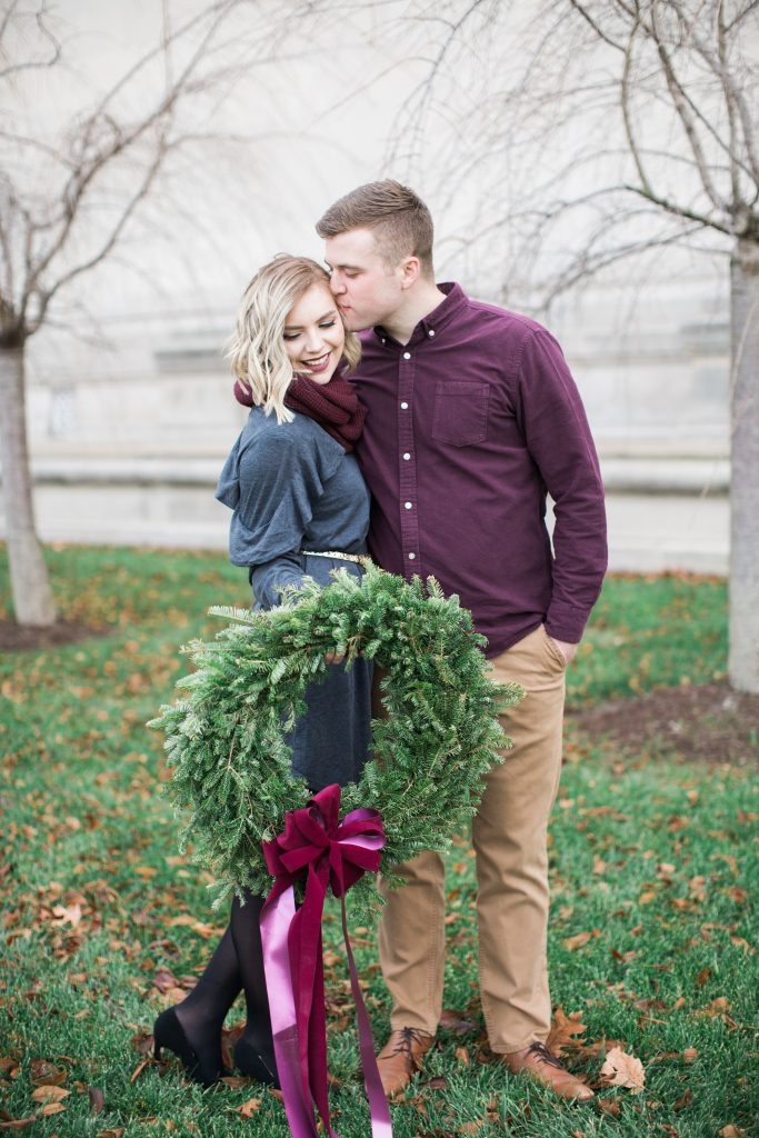 Styled Christmas Shoot With Erin Stubblefield