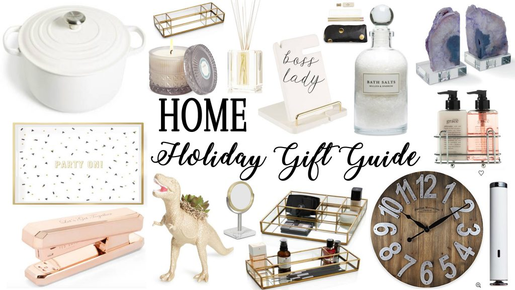 Home Holiday Gift Guide