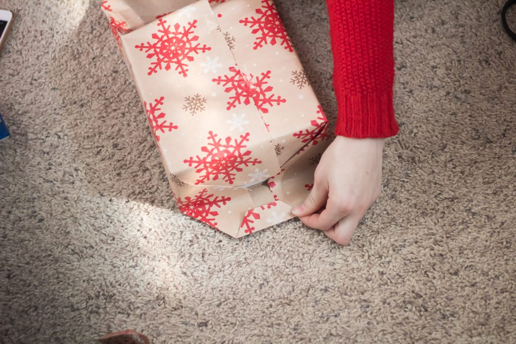 How To Wrap Christmas Presents Like A Pro