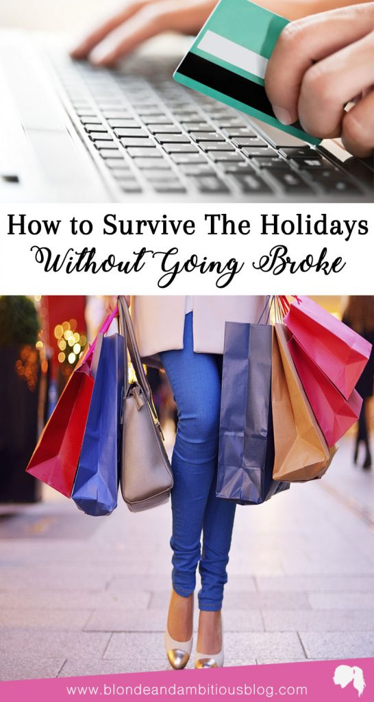 How To Survive The Holidays Without Going Broke