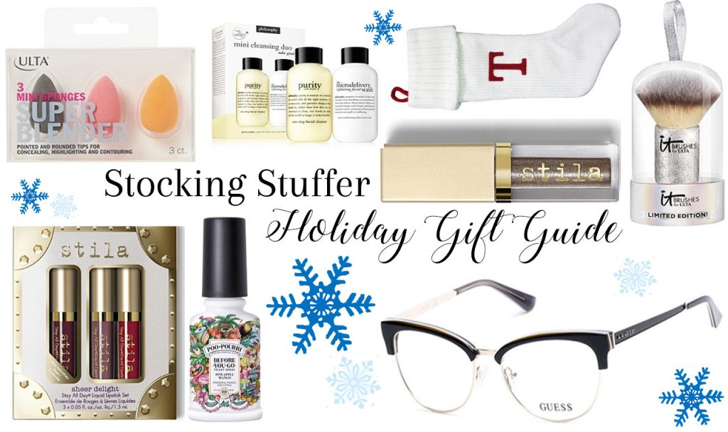 Stocking Stuffers For Her Holiday Gift Guide