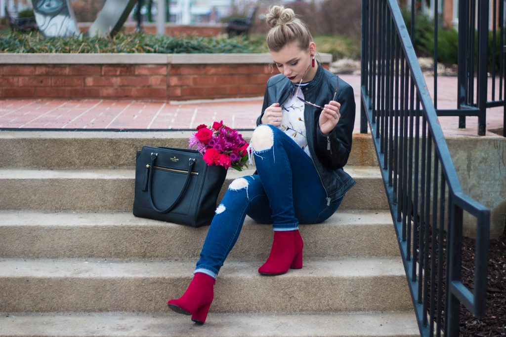 How To Rock The Biker Chic Look This Winter