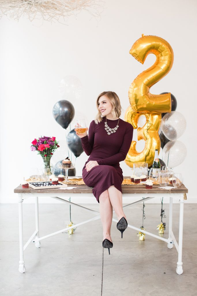 Birthday Styled Shoot + #OOTD