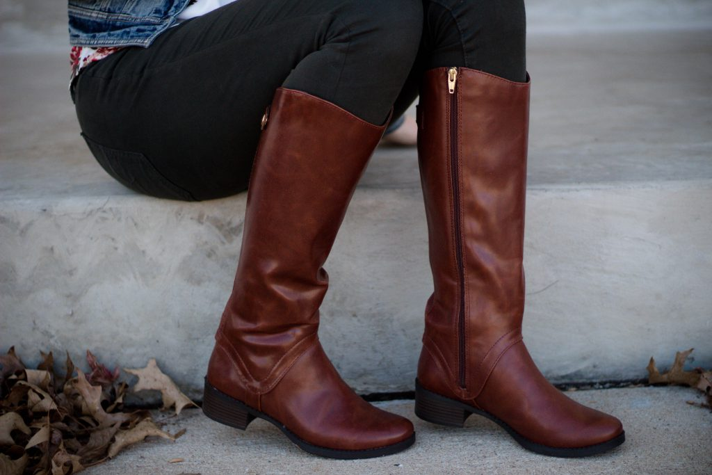 Why Every Woman Needs A Pair of Classic Riding Boots This Winter