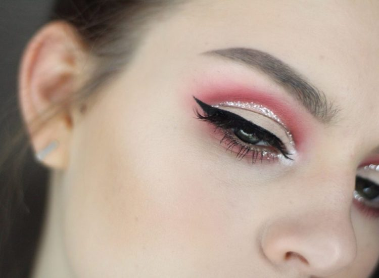 Valentine's Day Dramatic Cut Crease GRWM