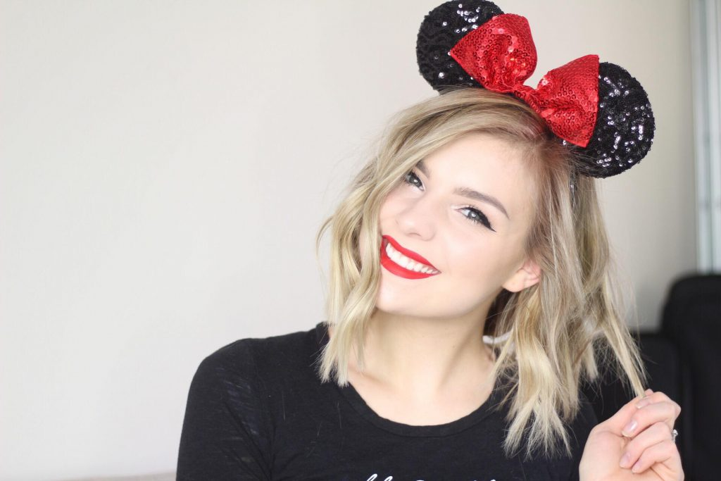 Disney-Inspired Makeup Tutorial + How To Wear Your Ears