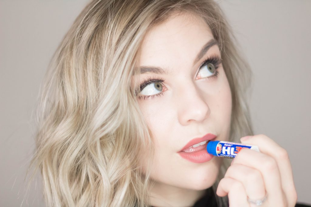 How To Protect Your Lips with Herpecin L