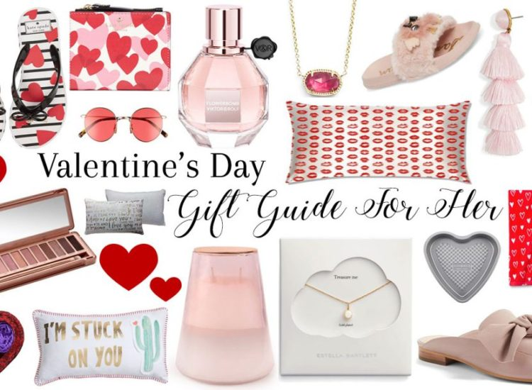 The Ultimate Valentine's Day Gift Guide For Her