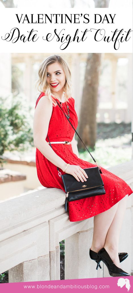 How To Style A Valentine's Day Date Night Outfit