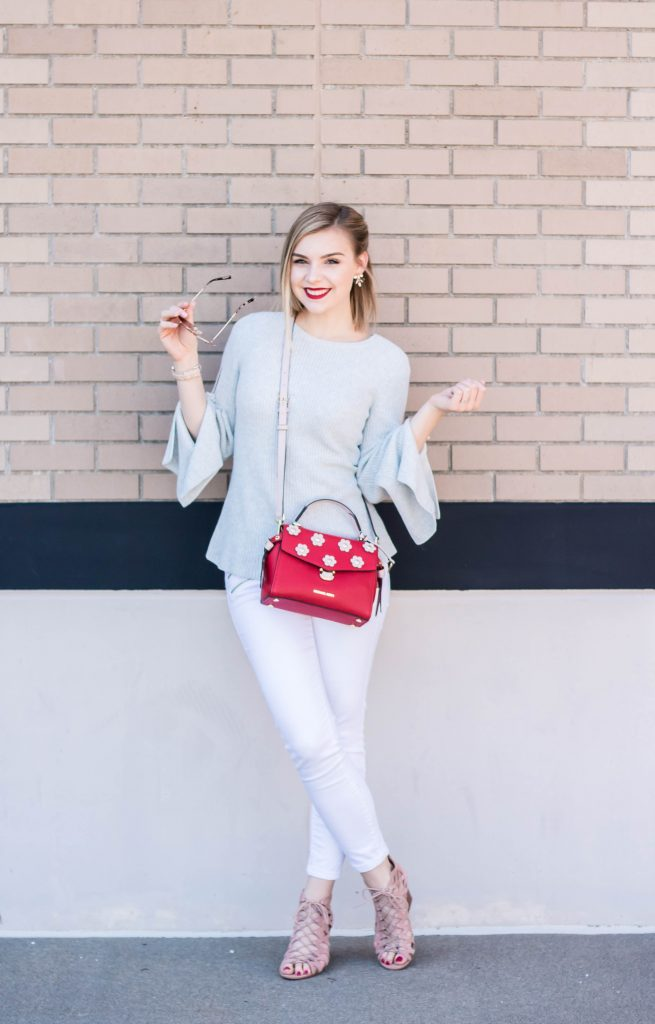 My Must-Have Bag Of The Season + My Favorite Bell-Sleeved Top
