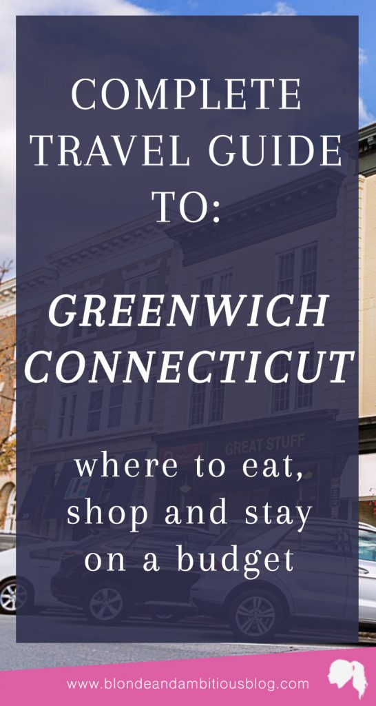 Greenwich, Connecticut Travel Guide