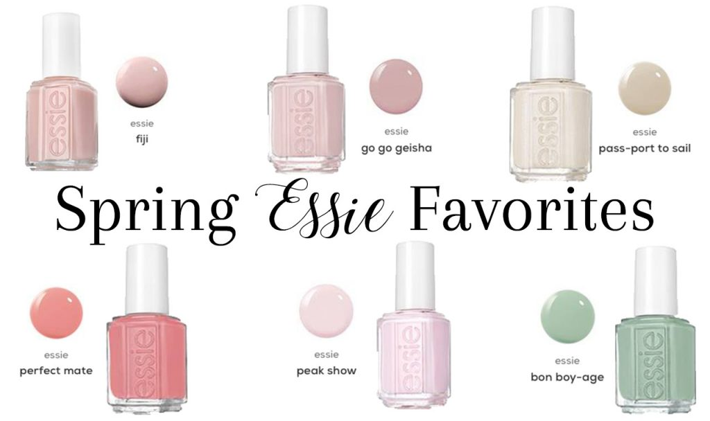 Spring Nail Polish Colors To Rock For Easter