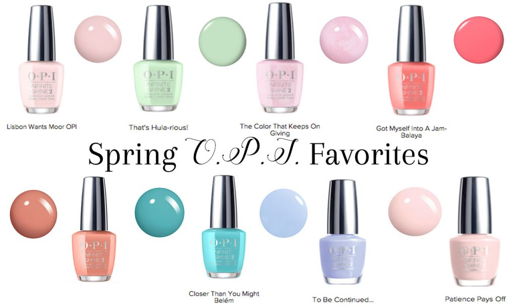 36 Spring Nail Polish Colors To Rock For Easter | Blonde & Ambitious ...