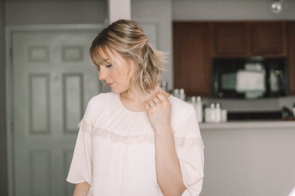 How To Style A Lob With Wispy Bangs - 3 Ways