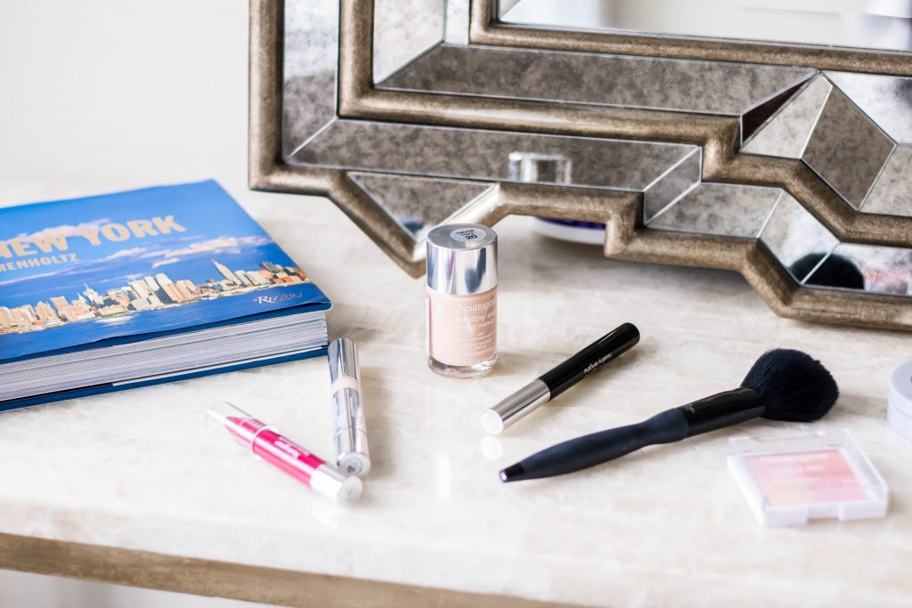 Neutrogena Healthy Skin Makeup Line REVIEW + Soft Glam TUTORIAL