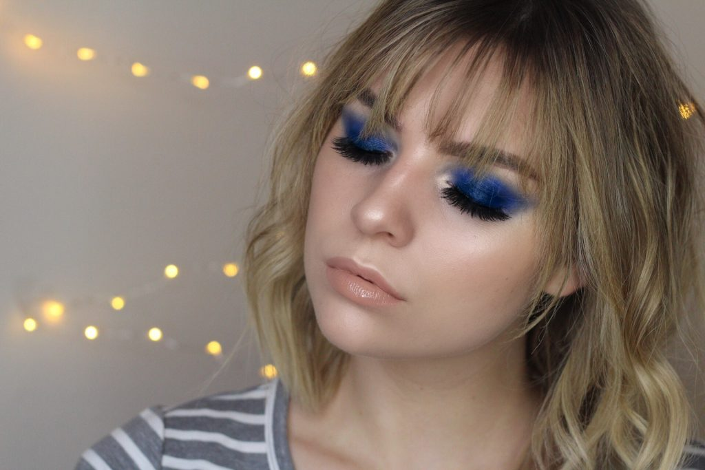 Memorial Day Recap + Blue Smokey Eye Tutorial