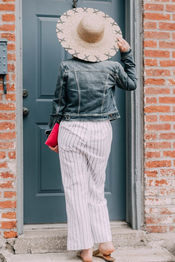 How To Style A Jumpsuit For Summer